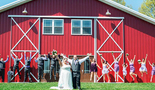 The Hammond Wedding at Abram Farm Event Venue